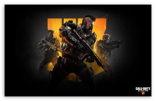 Call Of Duty Black Ops 4 2018 Hd Wallpaper For 4k Uhd Widescreen