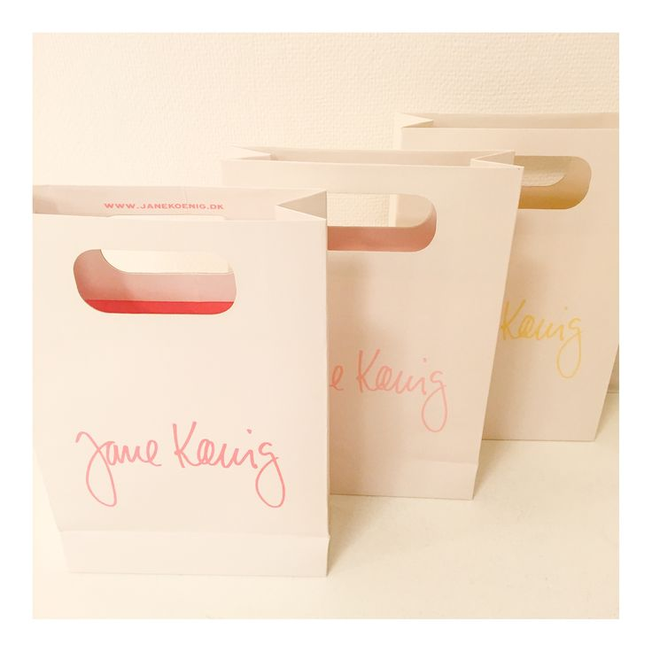 Our new bags >> http://www.janekoenig.com/