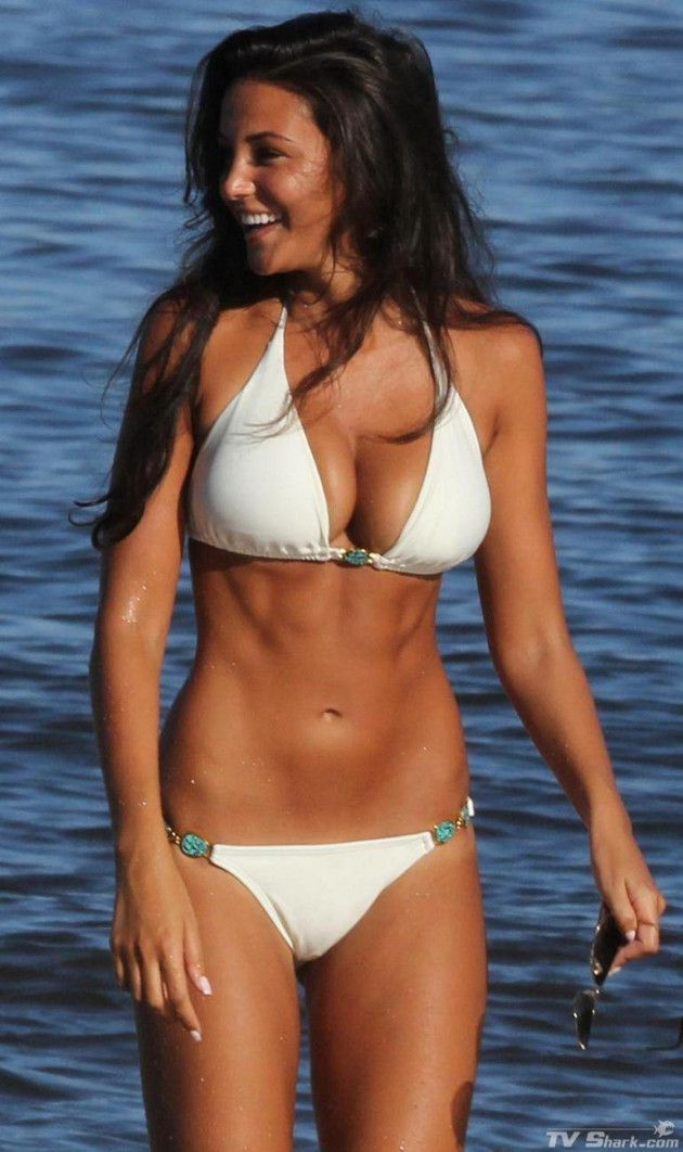 MICHELLE KEEGAN CROWNED FHMS SEXIEST WOMAN IN THE WORLD | E24-7.