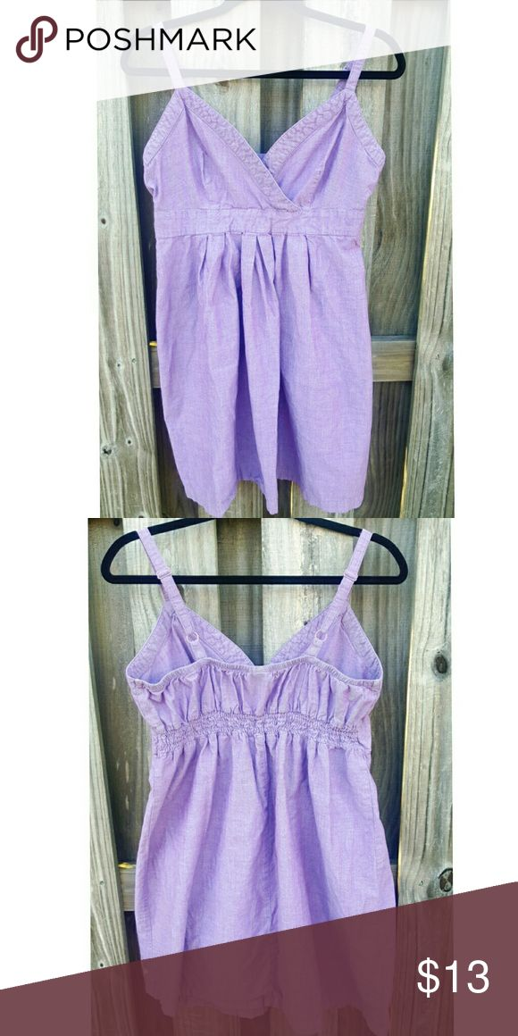 Purple Mossimo Dress Purple Mossimo Dress - perfect for spring and summer! Mossimo Supply Co. Dresses Asymmetrical