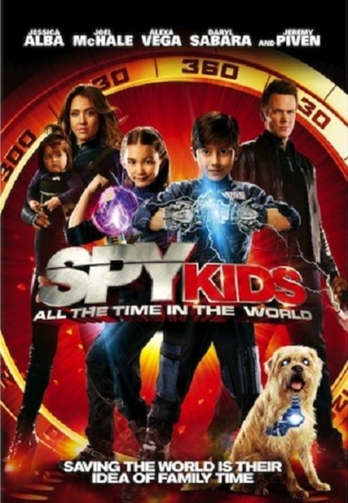 Watch Spy Kids: All the Time in the World Full-Movie