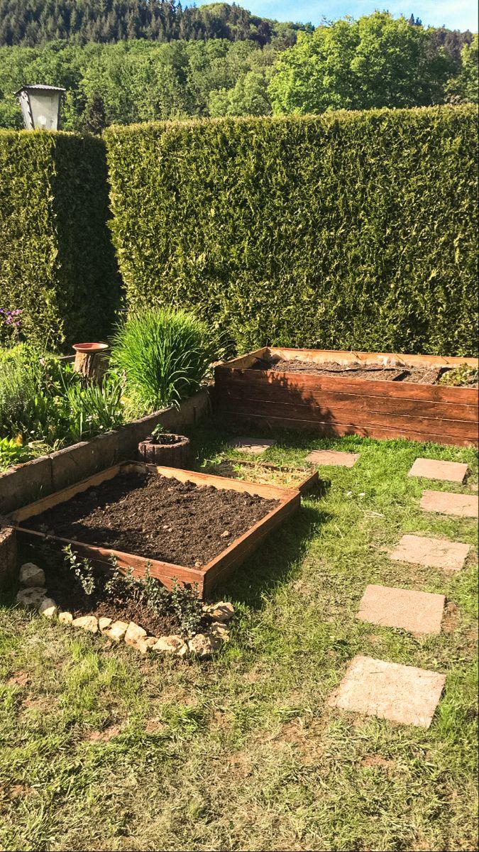 Beetumrandung Beetplanung Beetumrandung Gartengestaltung Ideen Gartengestaltung