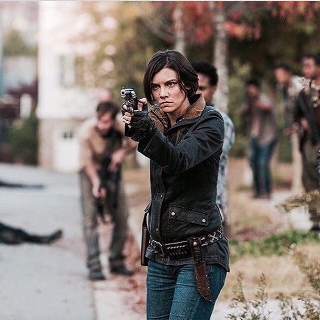 Image result for Maggie greene season 8