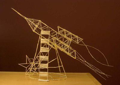 Toothpick Sculpture 31 best toothpick sculptures images on pinterest | toothpick