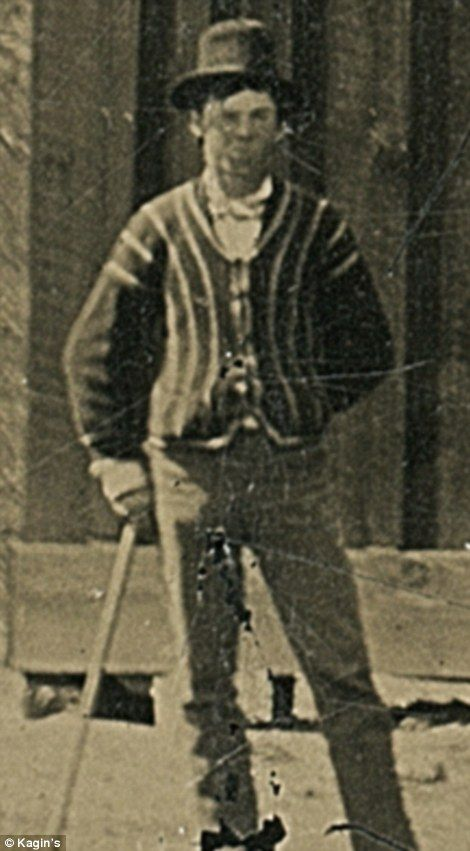 Billy the Kid found in junk shop photo bought for $1 now worth $5m ...