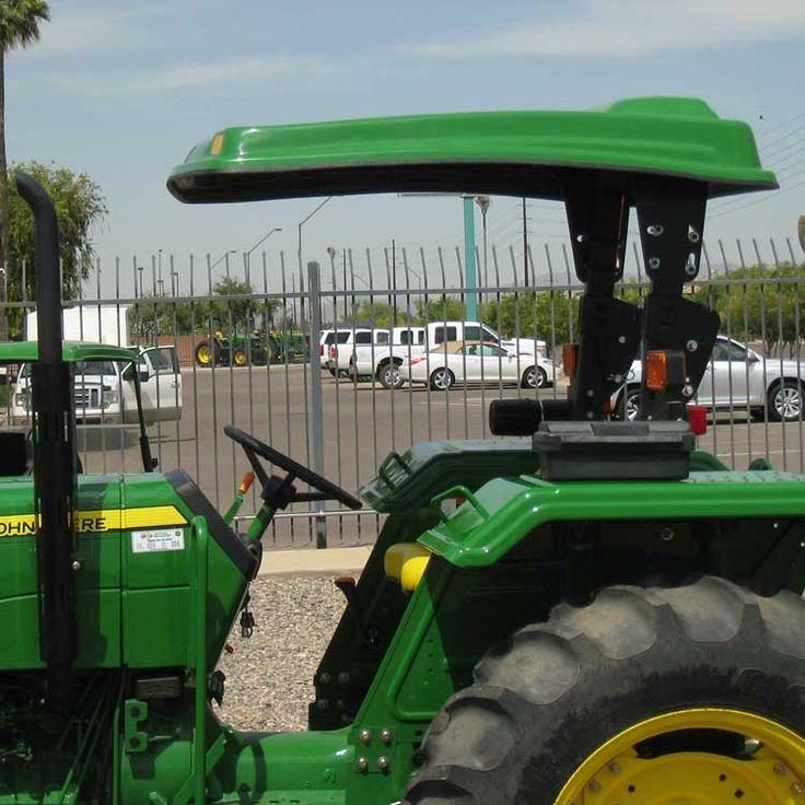 WD400 Fiberglass Canopy Kit for John Deere 3000/4000/5000 Series Tractors