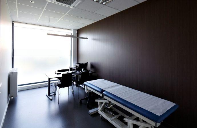 Melteca Clipwall Amazonia at Public Psychiatric Hospital in Geel, Belgium