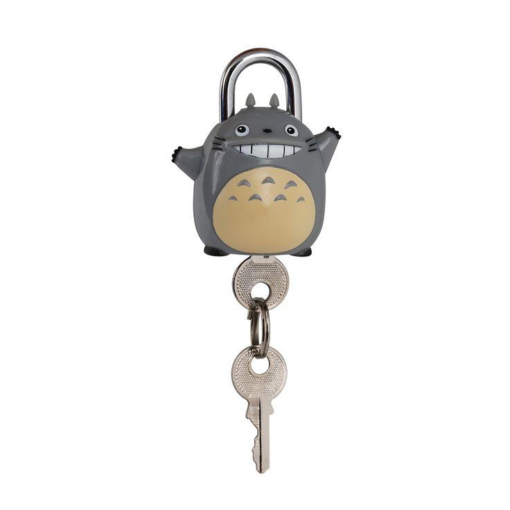 Totoro-hänglås