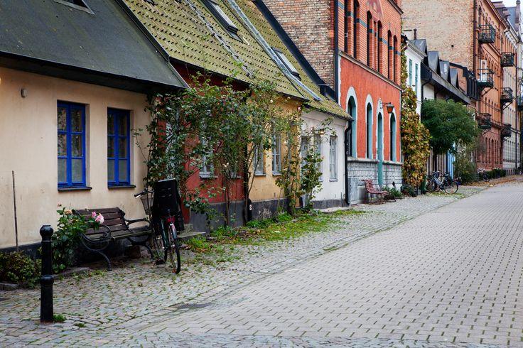 Malmö, Skåne, Sweden. Bolaget Fastighetsförmedling