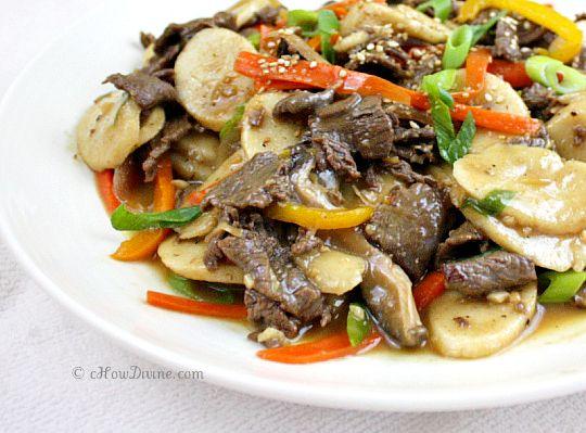 406 best korean food images on pinterest cooking food korean bulgogi ddukbokki tteokbokki rice cakes korean food sliced rice cakes with bulgogi beef forumfinder Images