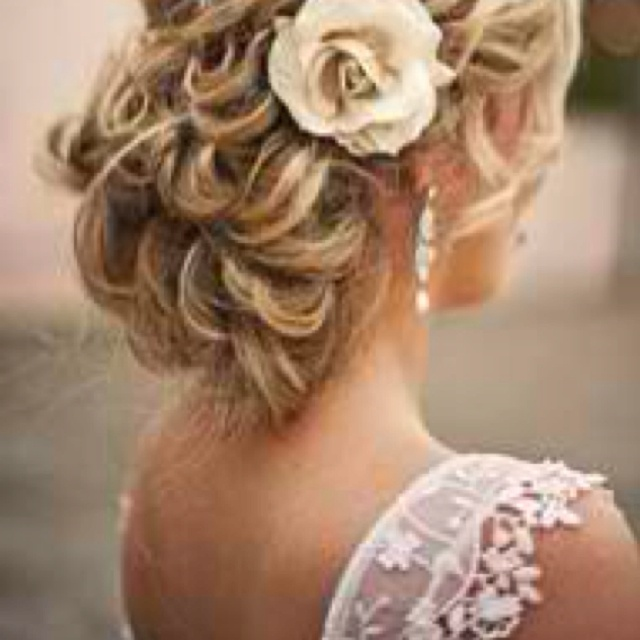 17 Best Ideas About Wedding Hairstyles On Pinterest: 17 Best Images About Bridal Hairstyles