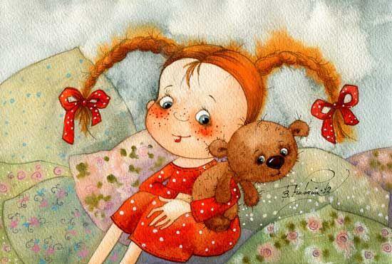 Любимый мишка (Виктория Кирдий)