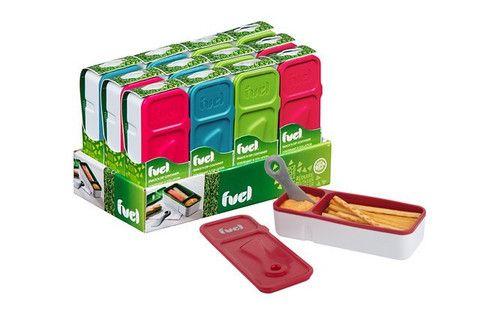 Fuel Snack 'n' Dip Container – Munchbox Mini
