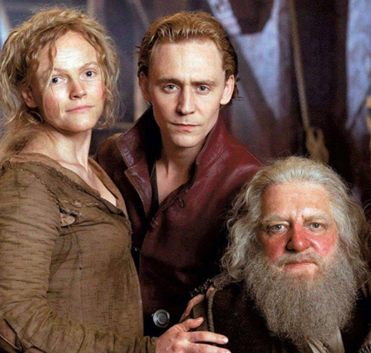 Tom Hiddleston | Prince Hal in William #Shakespeare's #Henry IV. Part 1 (The Hollow Crown, England, UK, 2012) #TV #TomHiddleston with Maxine Peake and Simon Beal