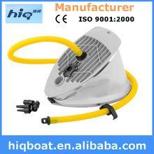 Max air pressure 100KPa 14.4psi super reinforced inflatable foot pump
