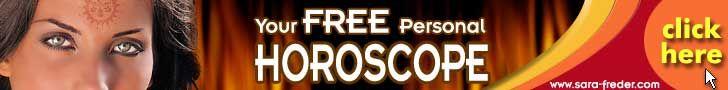 Free Personal Horoscope