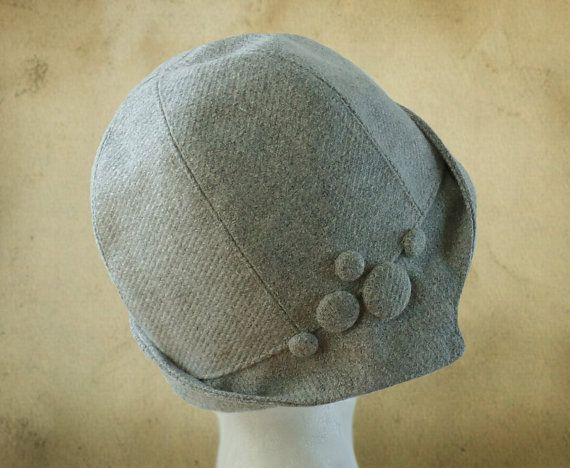 SEWING PATTERN Clementine 1920's Twenties by ElsewhenMillinery
