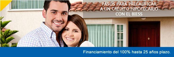 El mal crédito es malo para usted, su familia y su futuro. Estamos dispuestos a ayudarle hoy. Llame ahora.  (844) 897-3018  http://constructorareivax.com/pasos-para-precalifar-a-un-credito-hipotecario-con-el-biess/ | PASOS PARA PRECALIFICAR A UN CRÉDITO HIPOTECARIO CON EL BIESS | BIESS – Precalificación de un Préstamo Hipotecario