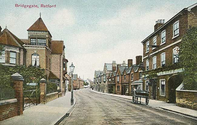Bridgegate, Retford.