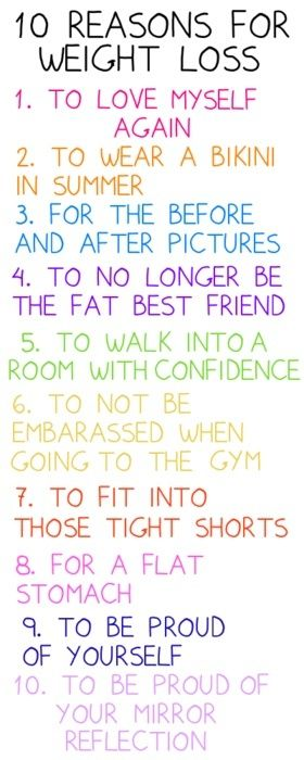 except number 2 because I have never wanted to wear a bikini...and number 4 because I have no best friends.