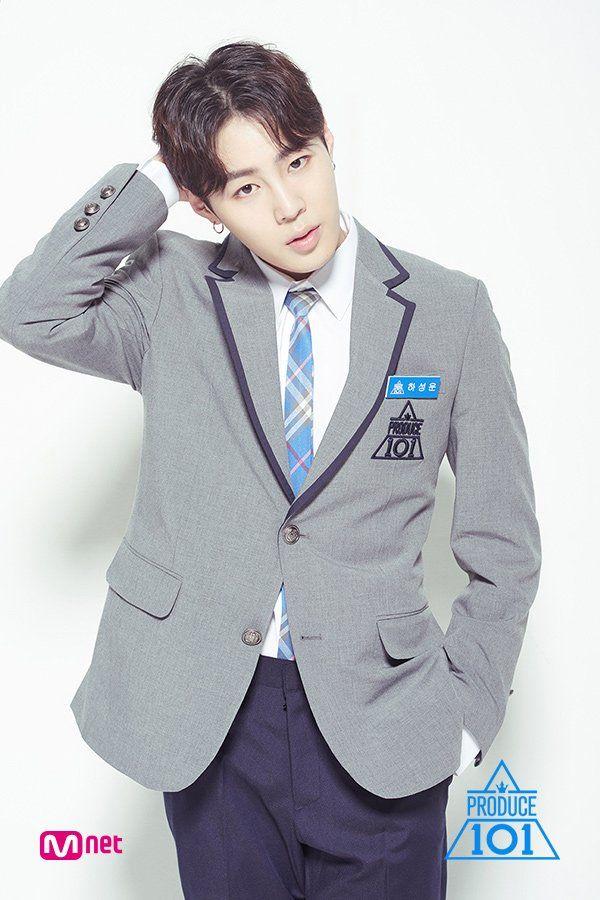 하성운 (Ha Sung Woon)