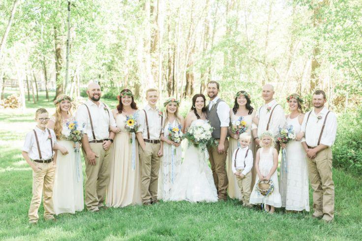 Maddie and Caleb's Wedding Album | Sister Wives | TLC