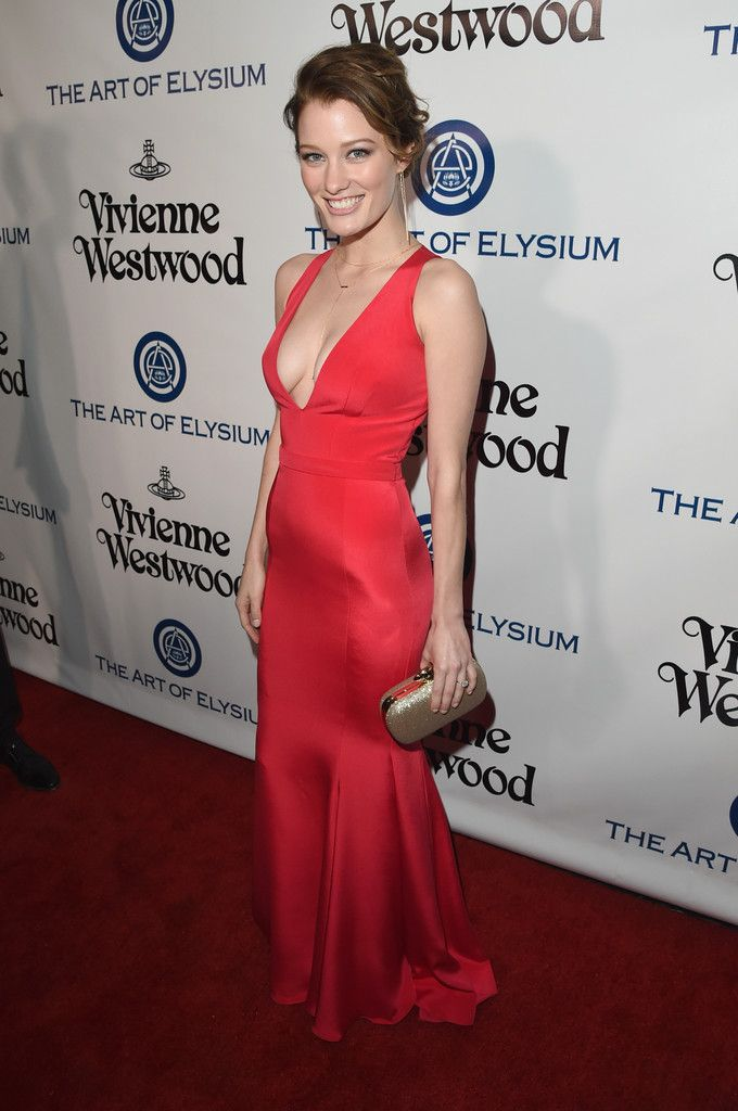 Ashley Hinshaw - The Art of Elysium Presents Vivienne Westwood & Andreas Kronthaler's 2016 HEAVEN Gala - January 9, 2016
