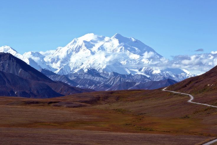 Mt. Denali - Alaska  Have a large Cruise group going in 2014 I can't wait to see Alaska