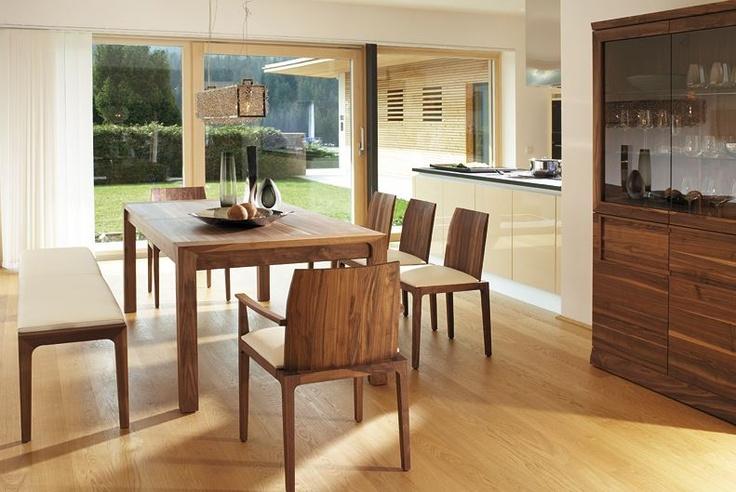 Einrichtungsideen Küche & Esszimmer (Voglauer Möbel)