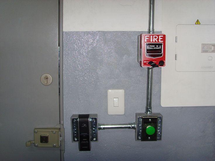 Control de Acceso SUPREMA