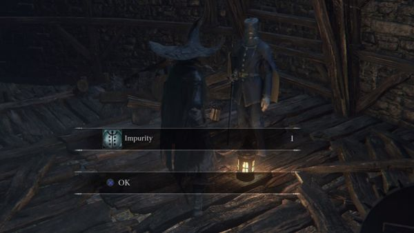 Bloodborne: How to Get the Impurity Rune