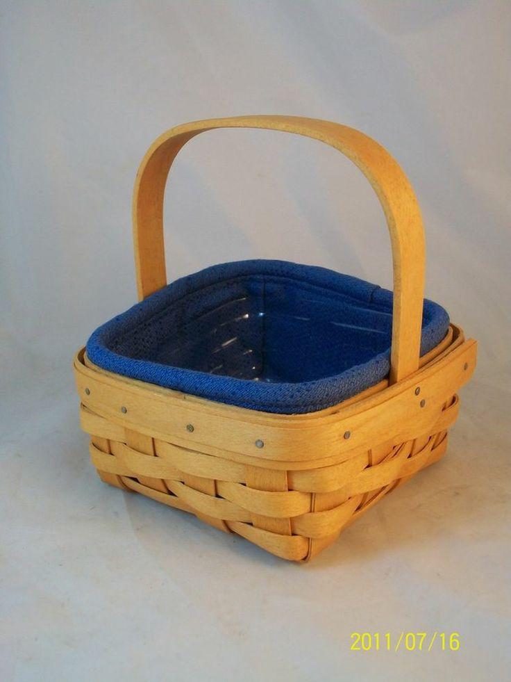 Longaberger Extra Small Foyer Basket : Best images about longaberger i have on pinterest
