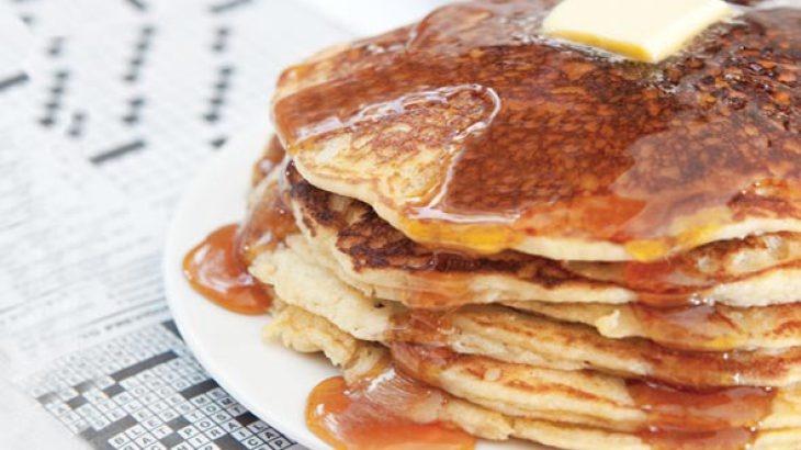 Sunday Morning Gluten-Free Pancakes Recipe