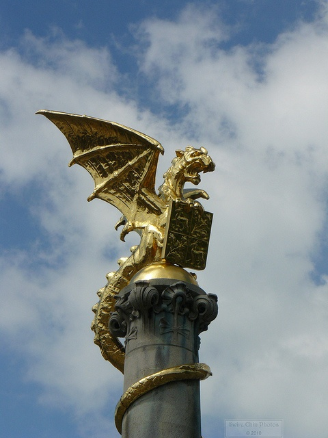 Dragon of 's-Hertogenbosch, via Flickr.