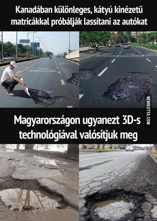 Bezzeg Magyarországon... :D