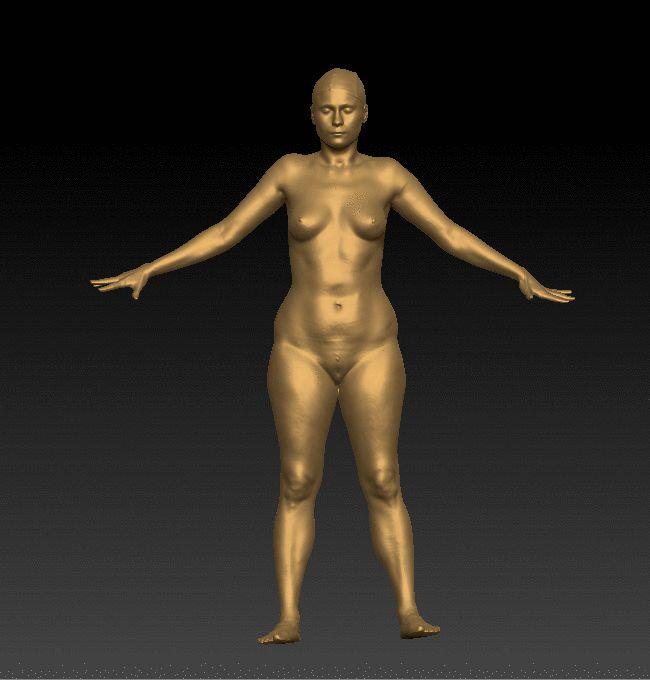 Margie Nude