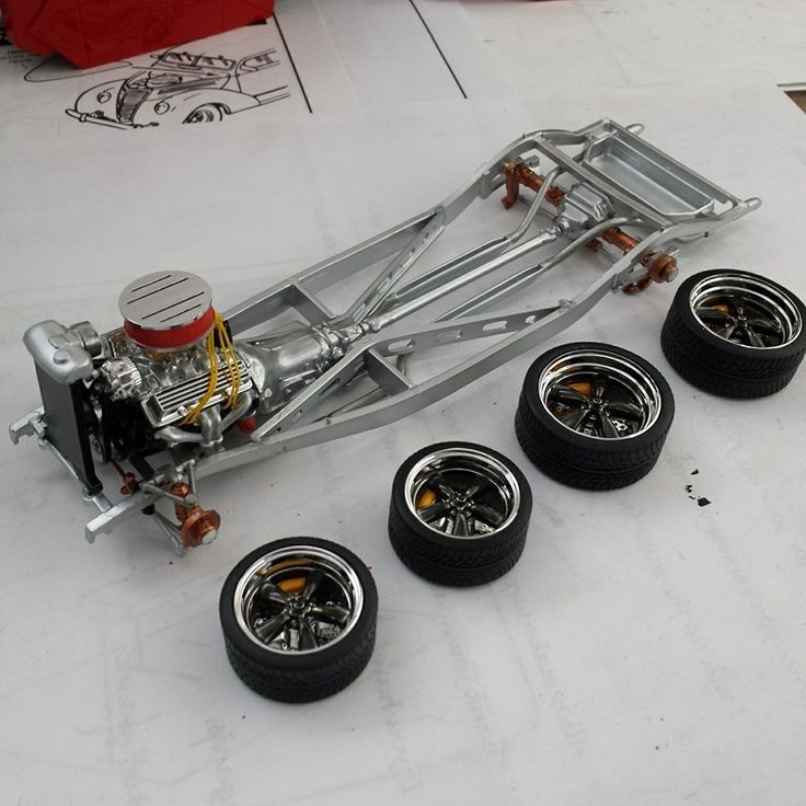plastic model car chassis - Yahoo Image Search Results