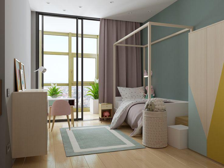 Kids Bedrooms Simple