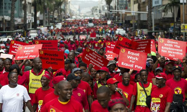Why South Africa can't deliver on the social contract set out in its constitution