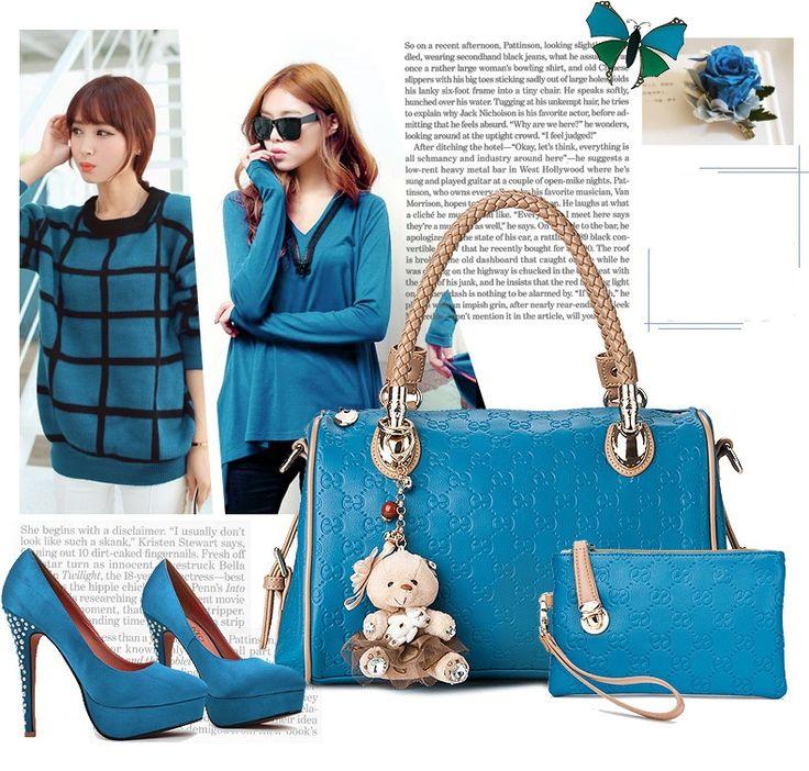 Blue - 48 USD