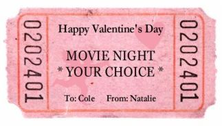 valentine day movies list