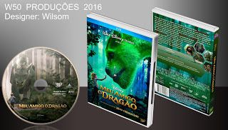 W50 produções mp3: Meu Amigo, O Dragão  -  Lançamento  2016