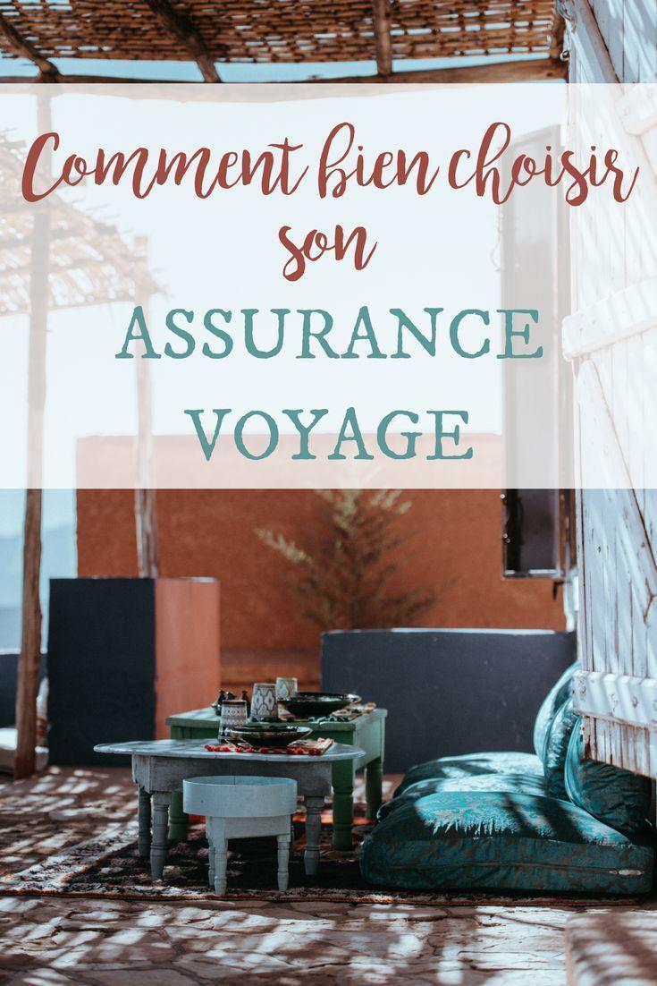 Assurances Voyage Bien Les Choisir Moi Mes Souliers Voyage Conseil Voyage Assurance