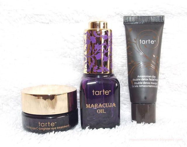 Testujeme kozmetiku : Tarte your face