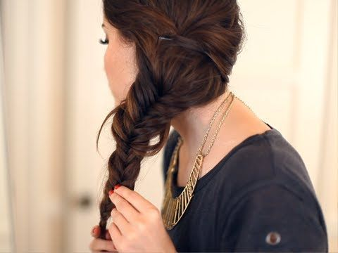 4 Tips For Nailing The Fishtail Braid