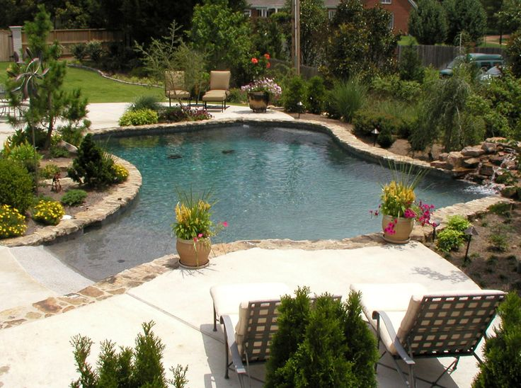 1000 images about pool features accents on pinterest - Swimming pool companies in memphis tn ...
