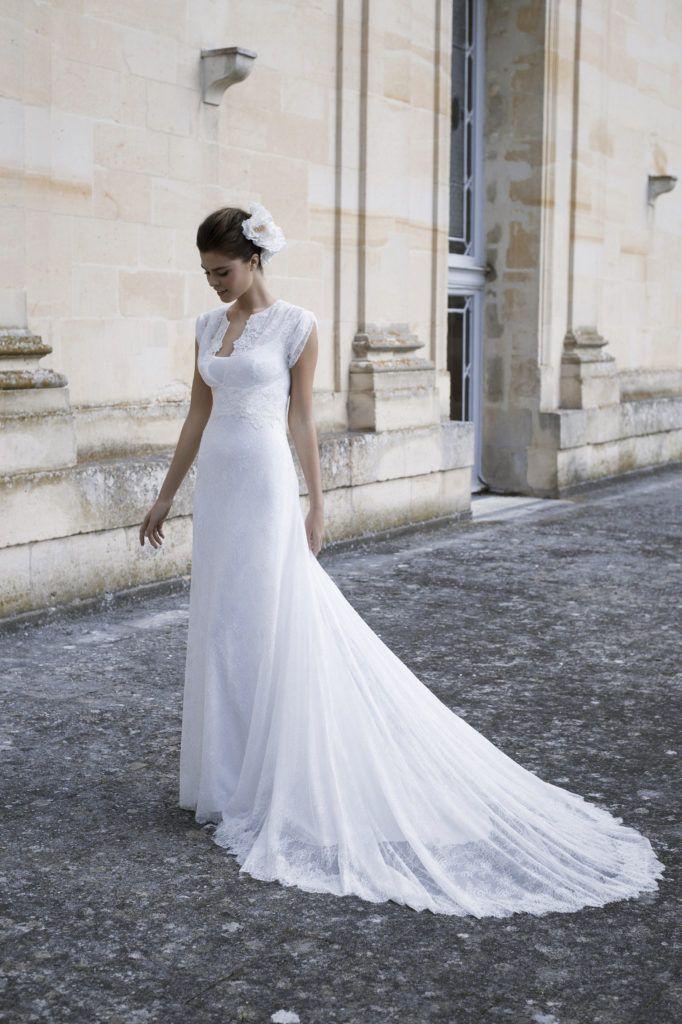Robe Ensemble Betina - Cymbeline - Robes de mariée - Collection 2017