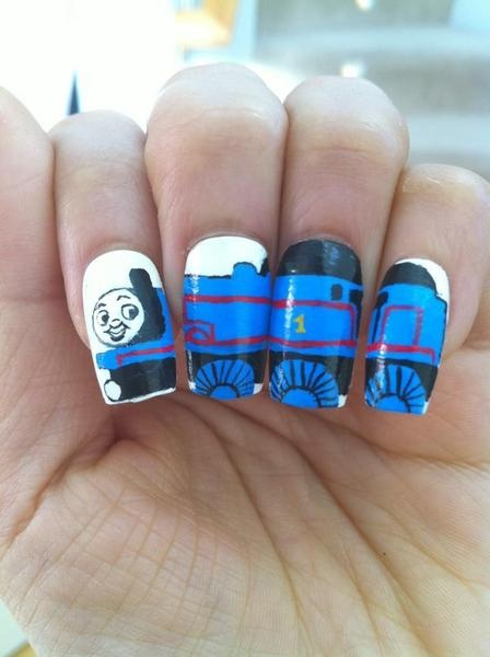 51 Best Awesome Nails Images On Pinterest Nail Scissors Hairdos