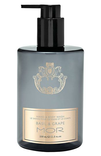MOR Basil & Grape Hand & Body Wash available at #Nordstrom