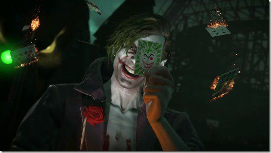 Injustice 2 Trailer Brings Back The Joker <<<< I really REALLY love this Joker !